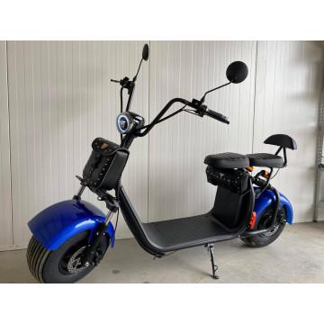 Lera Scooters C1 1000W modrá